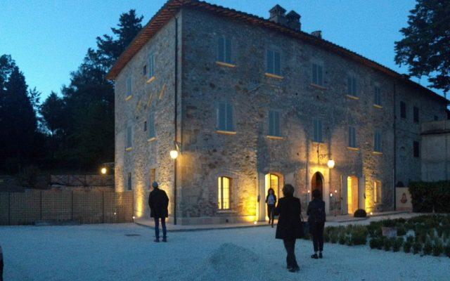 """Edificio storico """"Villa Montescosso"""" (XVII sec.)"""